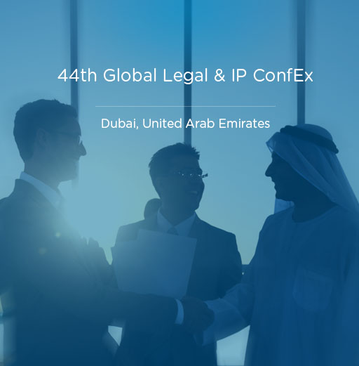 44th Global Legal & IP ConfEx