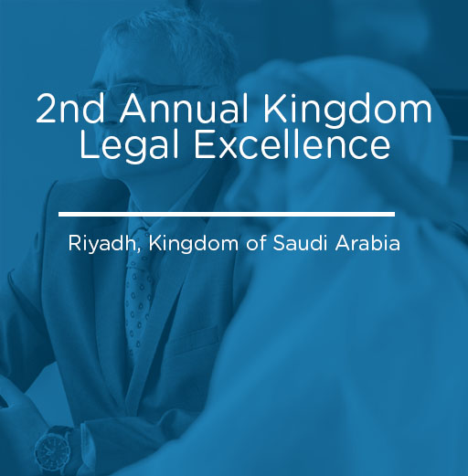 2nd Annual Kingdom Legal Annual Excellence