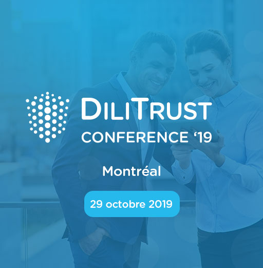 DiliTrust Conference 2019 – Montréal