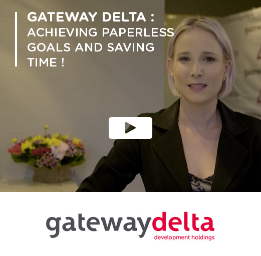 How Gateway Delta's Board of Directors Went Paperless